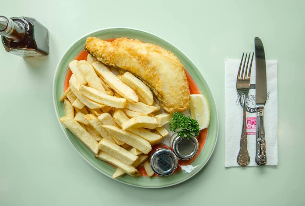 Londres : 5 Fast Food qui n'existent pas en France à tester !