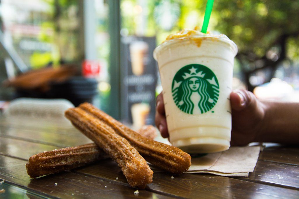 starbucks_churros