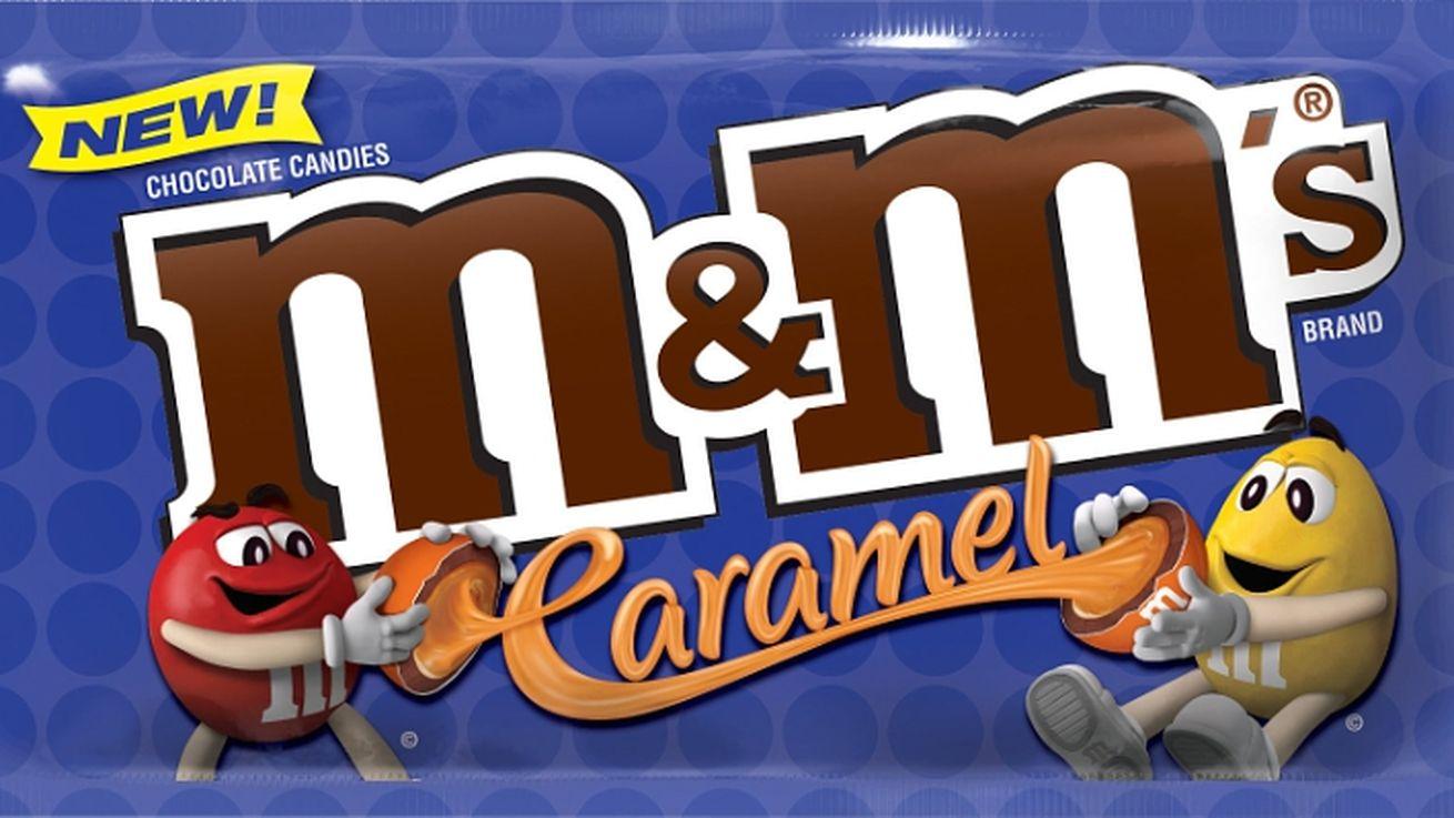 M&M's lance le parfum Caramel