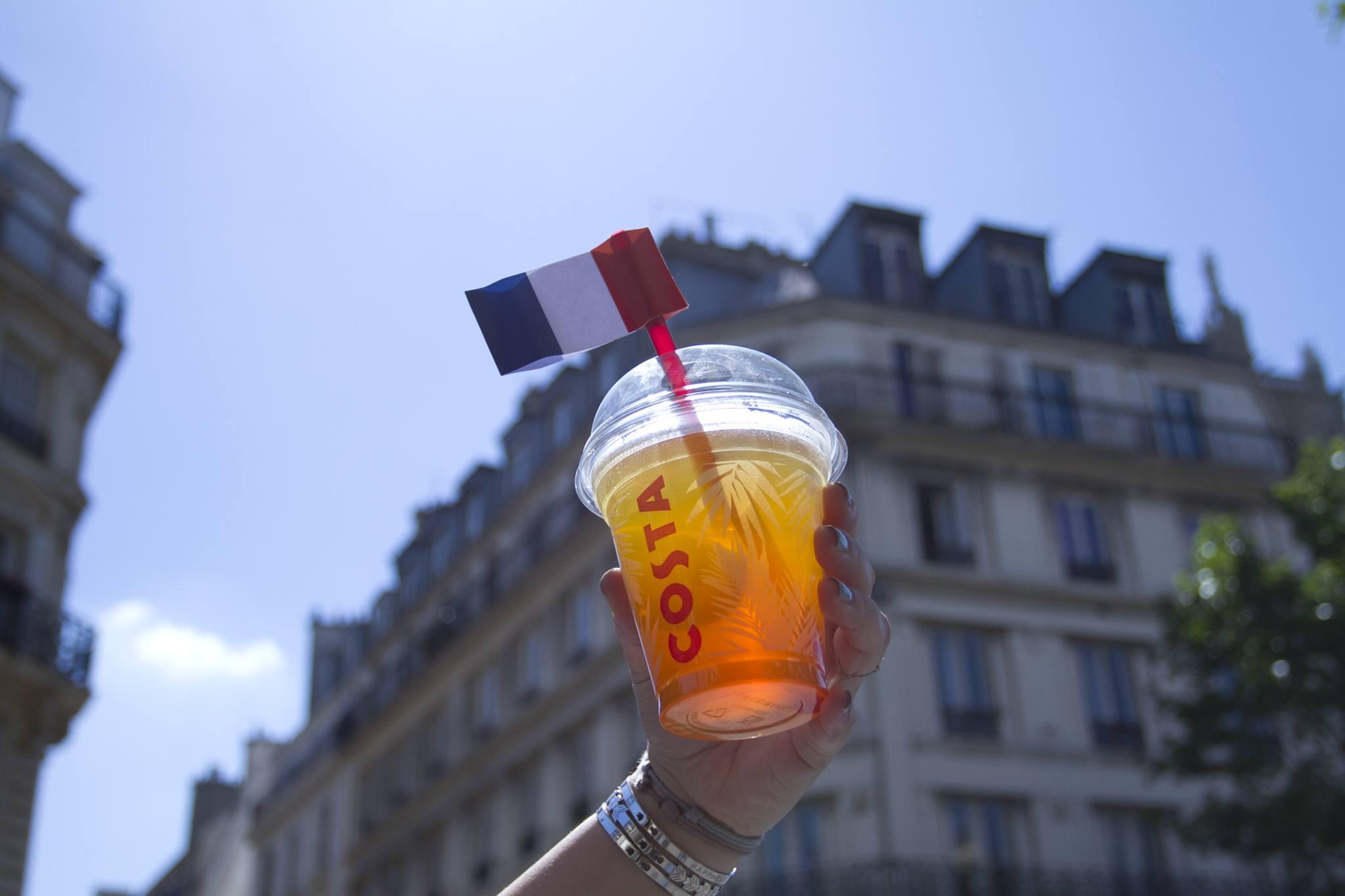 Costa Coffee quitte la France en 2017 !