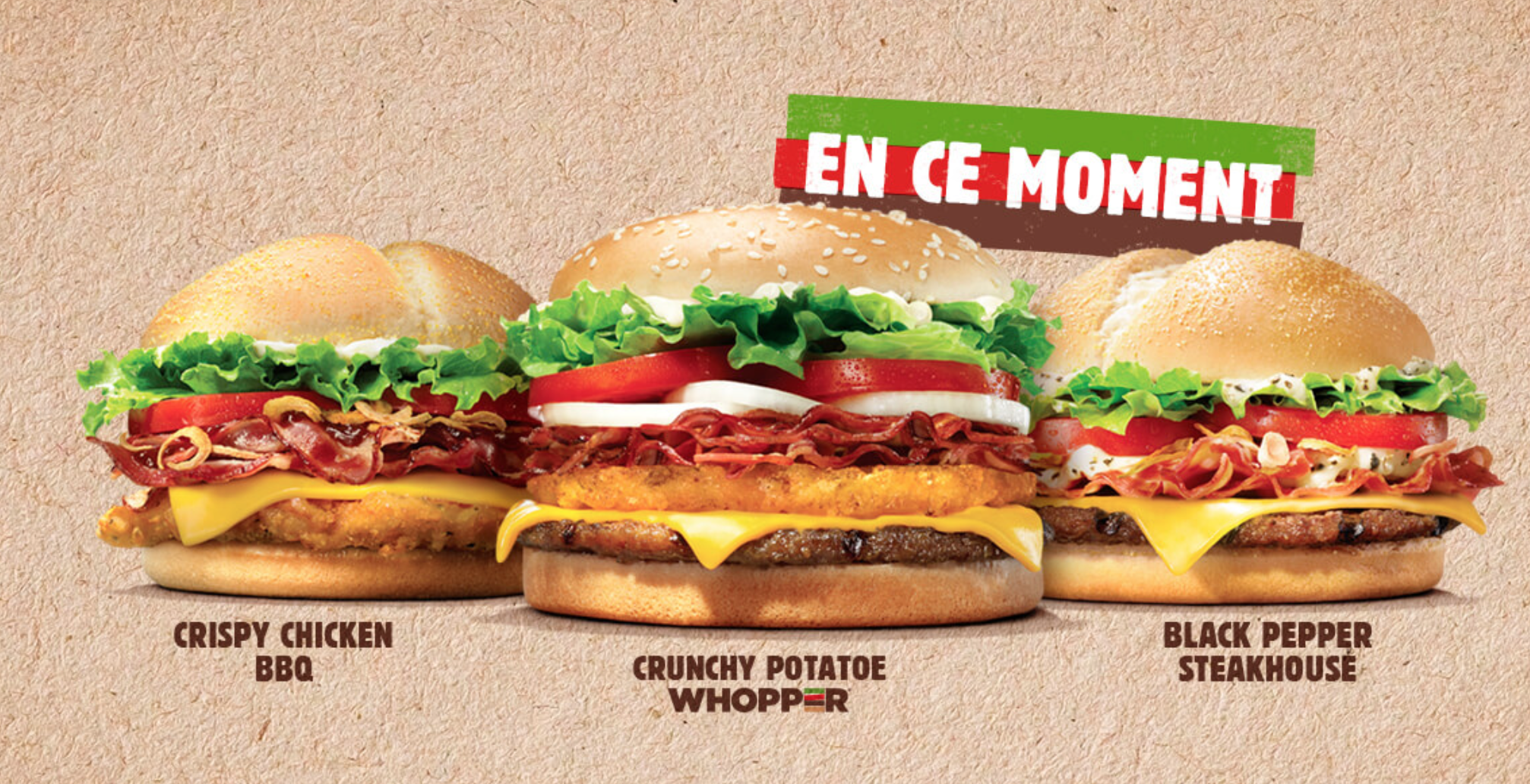 TEST : Le Crunchy Potato Whopper de Burger King