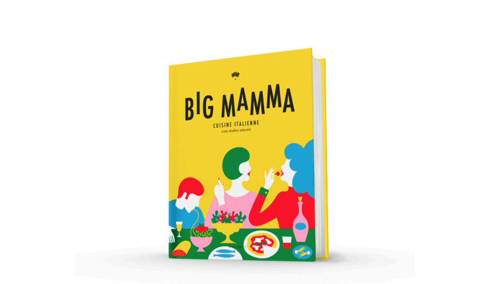 Pink Mamma, le 6ème restaurant de Big Mamma ouvre à Pigalle !