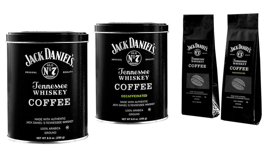 Jack Daniel's lance une gamme de café