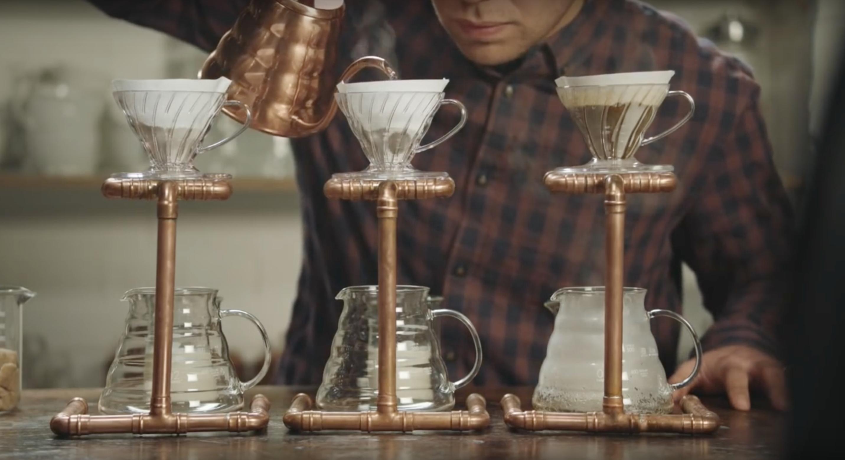 TOP : Coffeeshop vs McCafe dans la vraie vie