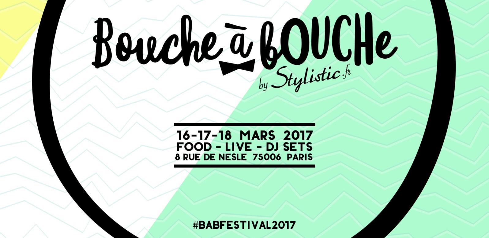 FESTIVAL : Bouche à Bouche, gourmandises & concerts pour l'amour de la fête !