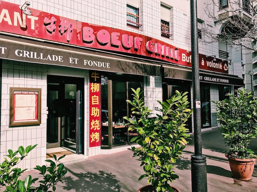 TEST : Le meilleur buffet chinois à volonté de Paris…