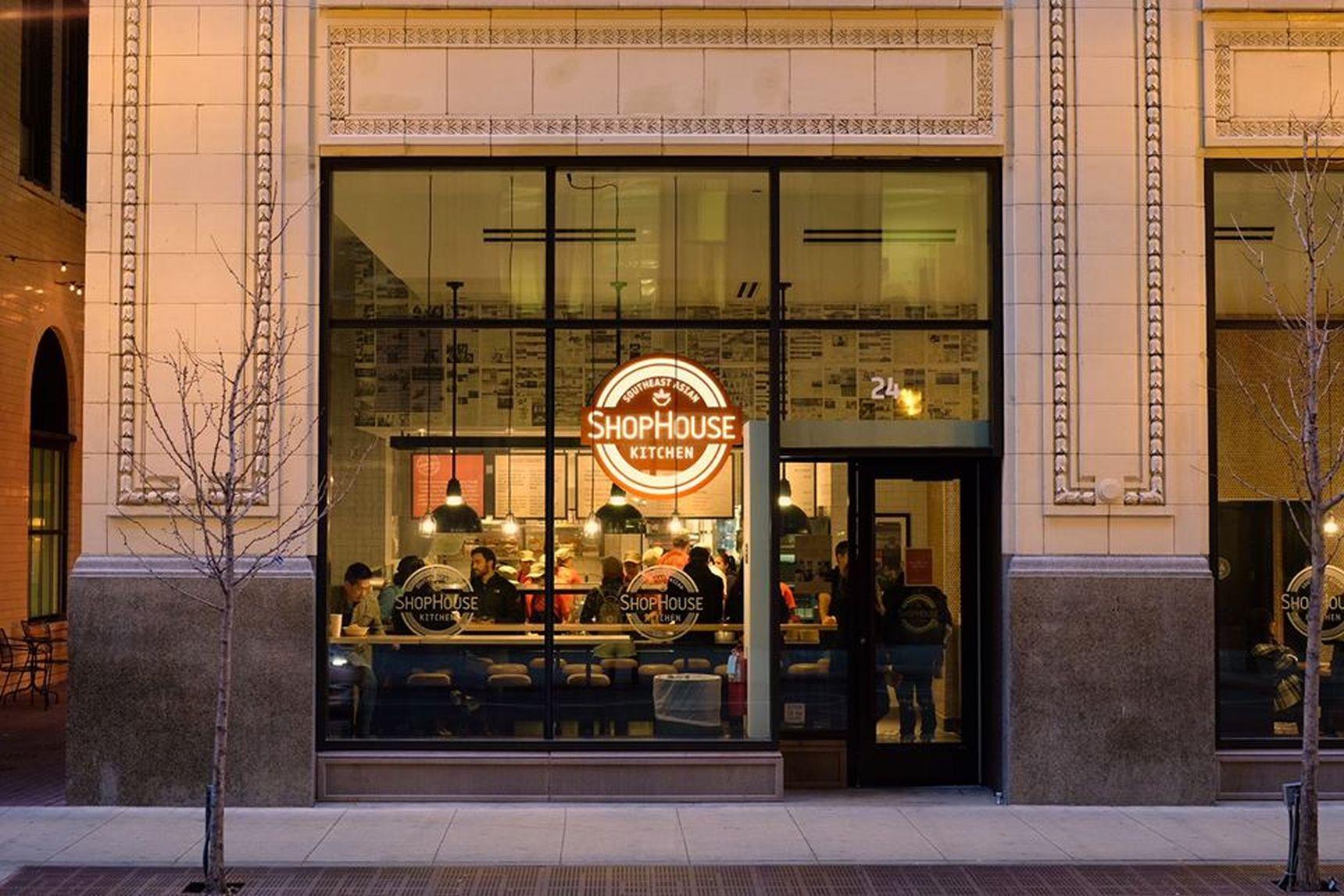 Chipotle ferme ses 15 restaurants ShopHouse Asian Kitchen aux Etats-Unis