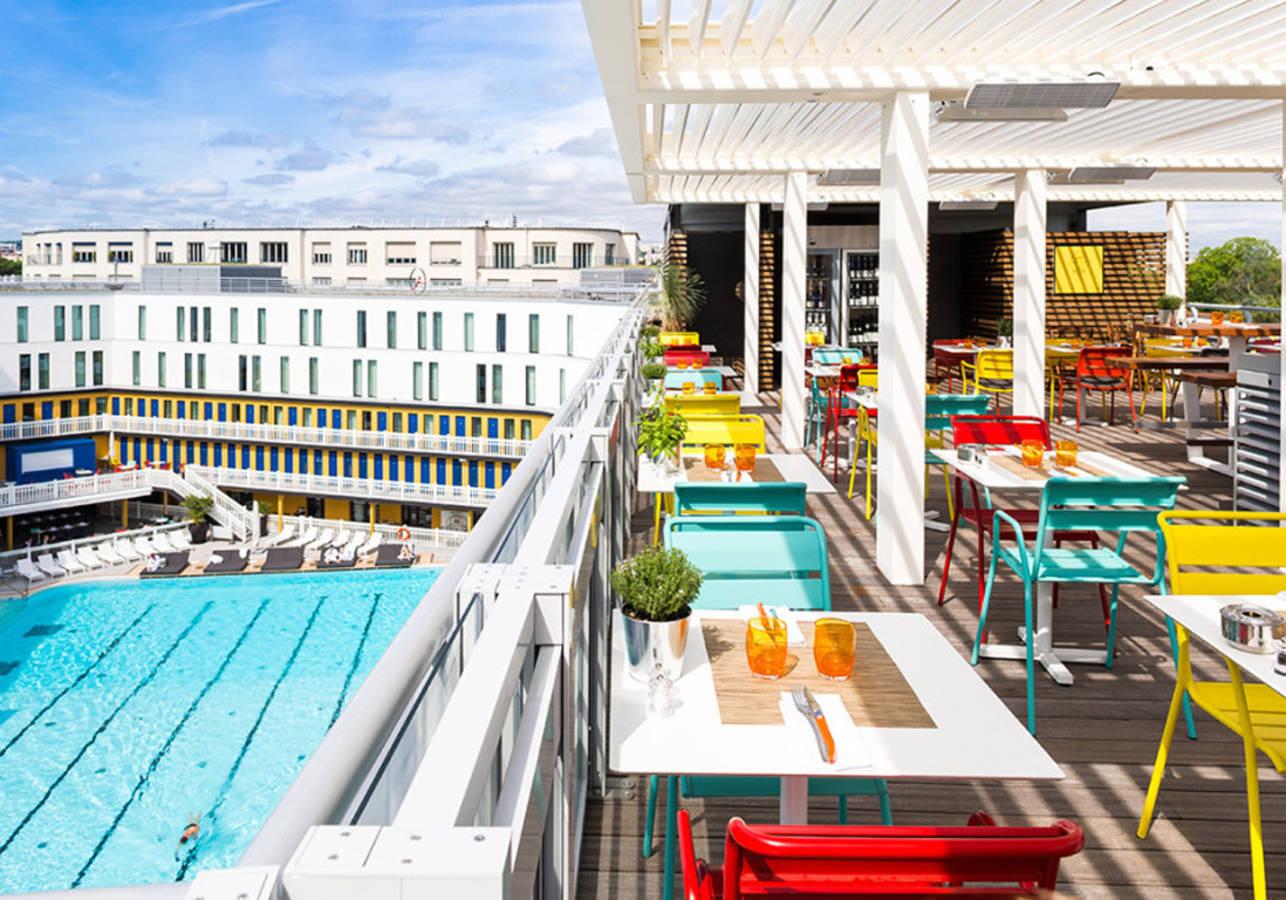 Top les 10 meilleurs rooftops de l t 2017 paris for Adresse piscine molitor