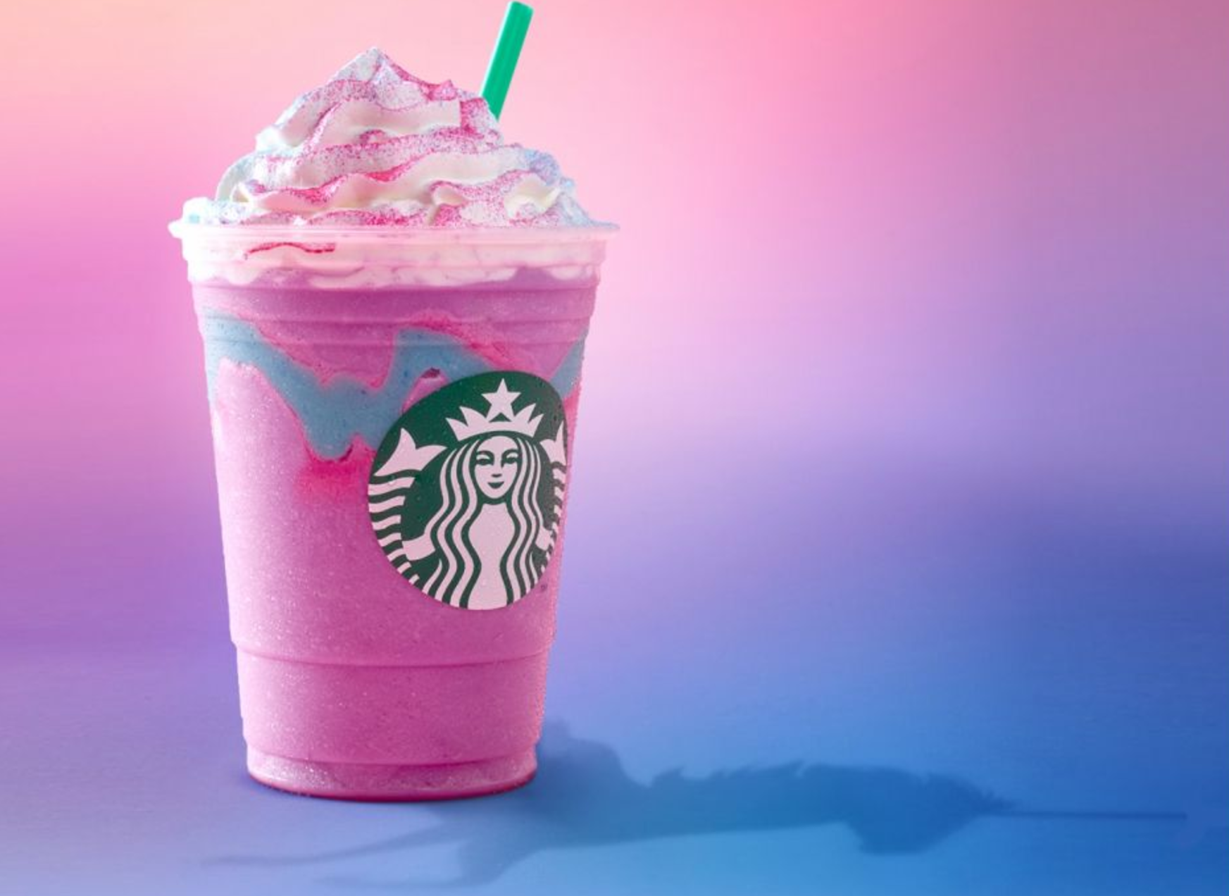 Le Licorne Frappuccino de Starbucks est une réalité, comment se le procurer ?