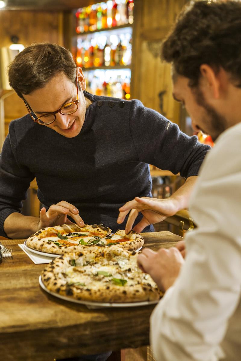 test pizzeria popolare la meilleure pizza de paris. Black Bedroom Furniture Sets. Home Design Ideas