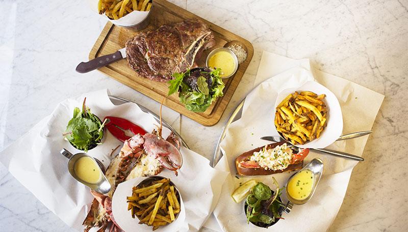 TEST : Les Pinces, le restaurant pour manger du homard à 25€