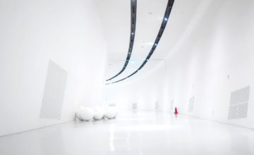 Great Shots of White Architecture in Valencia