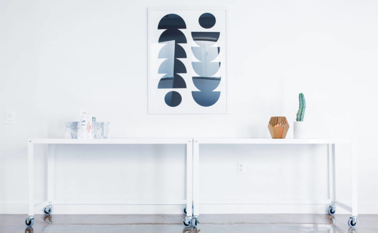 Moniker x Designer Fund Bridge Poster Series