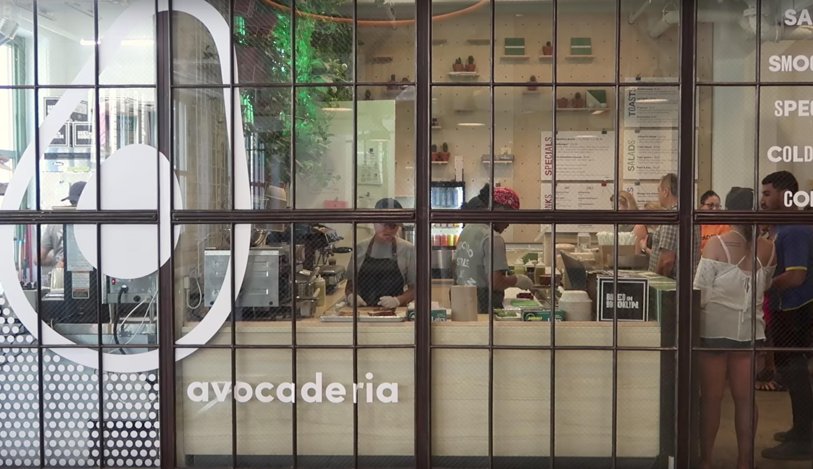 TOP : Avocaderia, le premier bar à avocat du monde est une folie