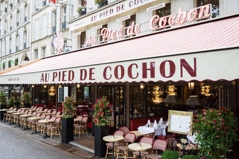 TOP : 5 plats à commander au Pied de Cochon, le restaurant ouvert toute la nuit à Paris