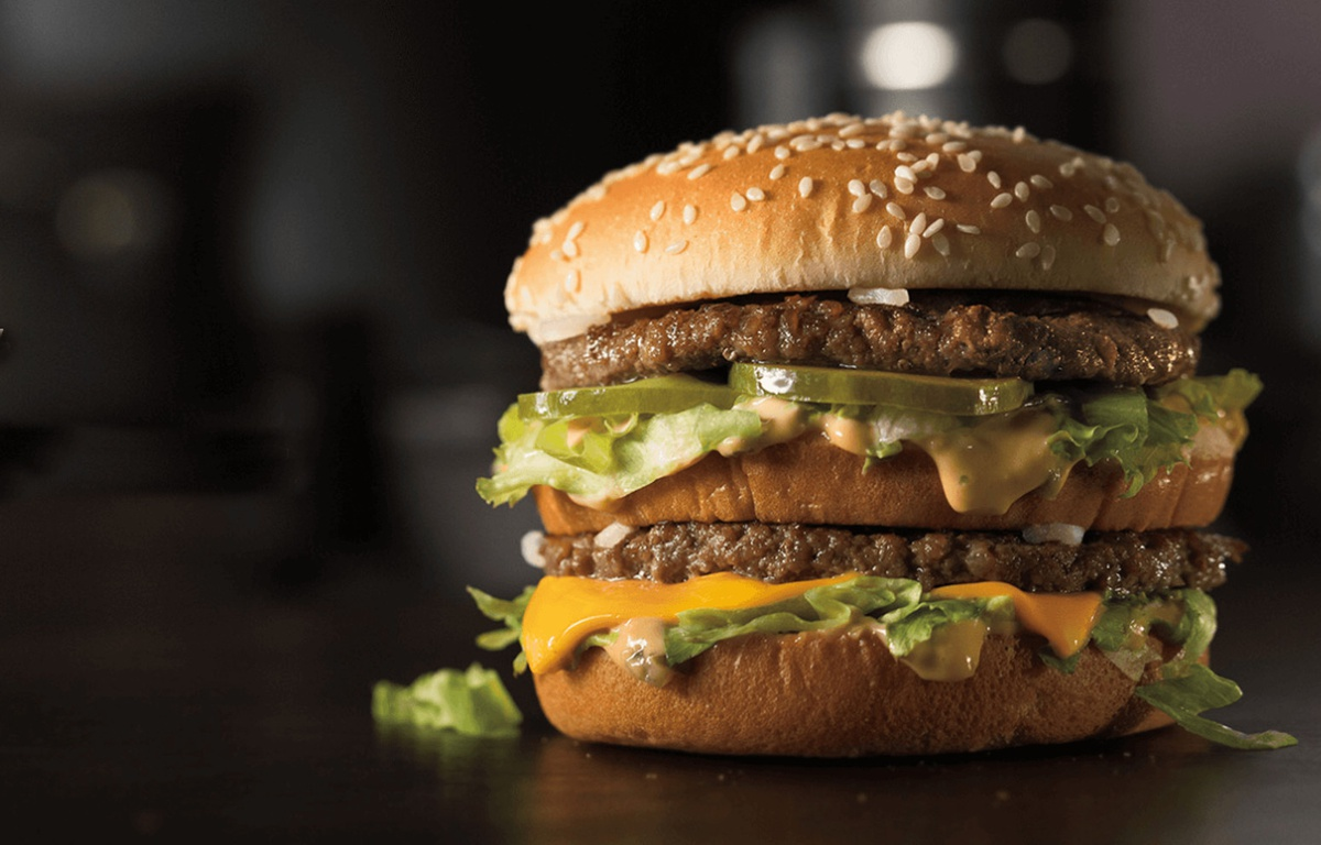 Le Big Mac version BLT chez McDonald's Autralie