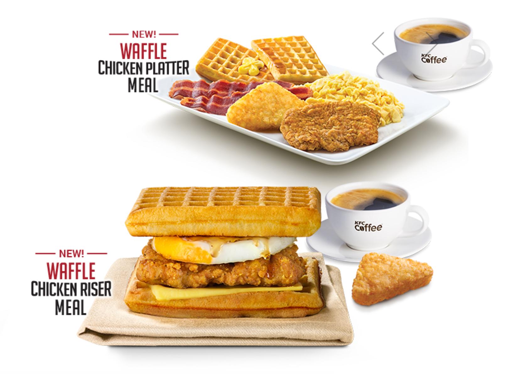 TOP : 5 produits KFC tellement FAT qu'on déménage à