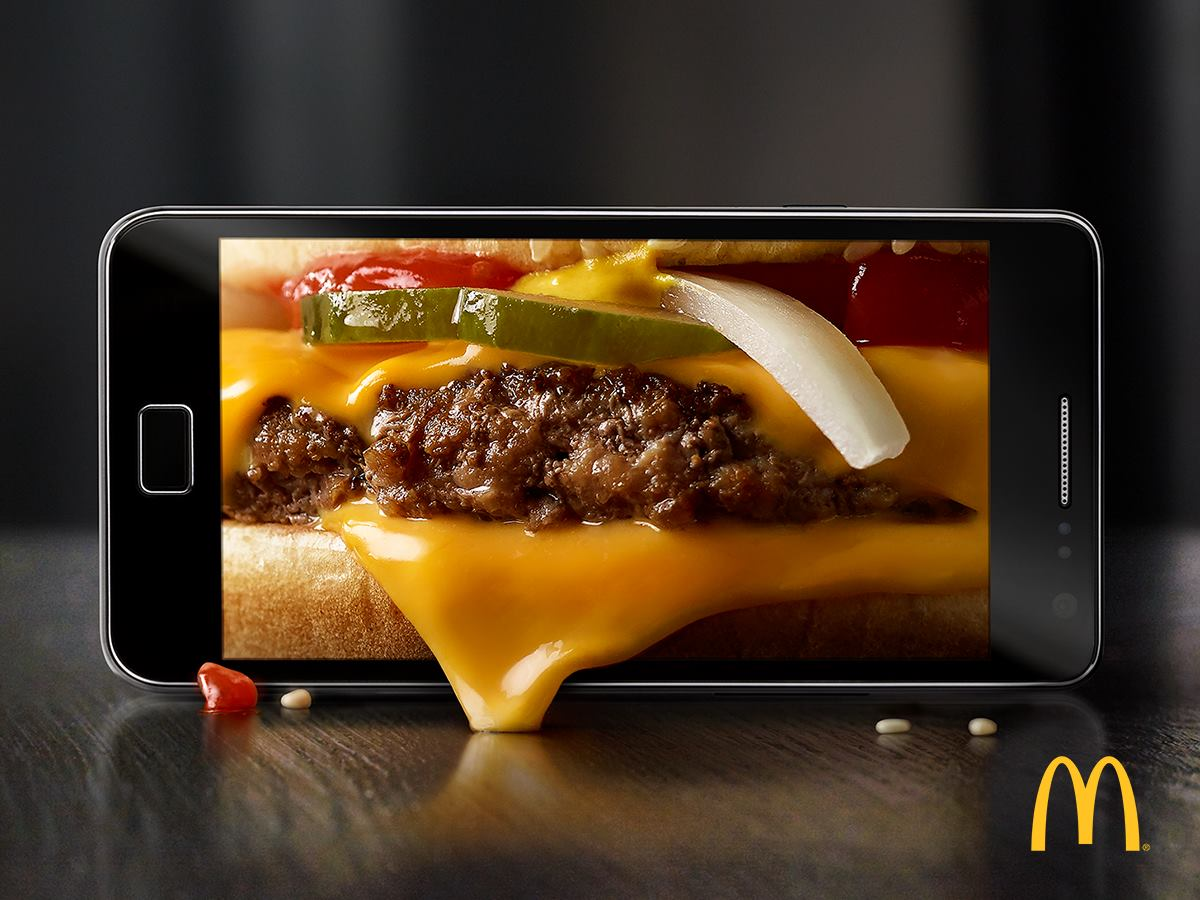 McDonald's lance le Grand Veggie, un hamburger végétarien en octobre
