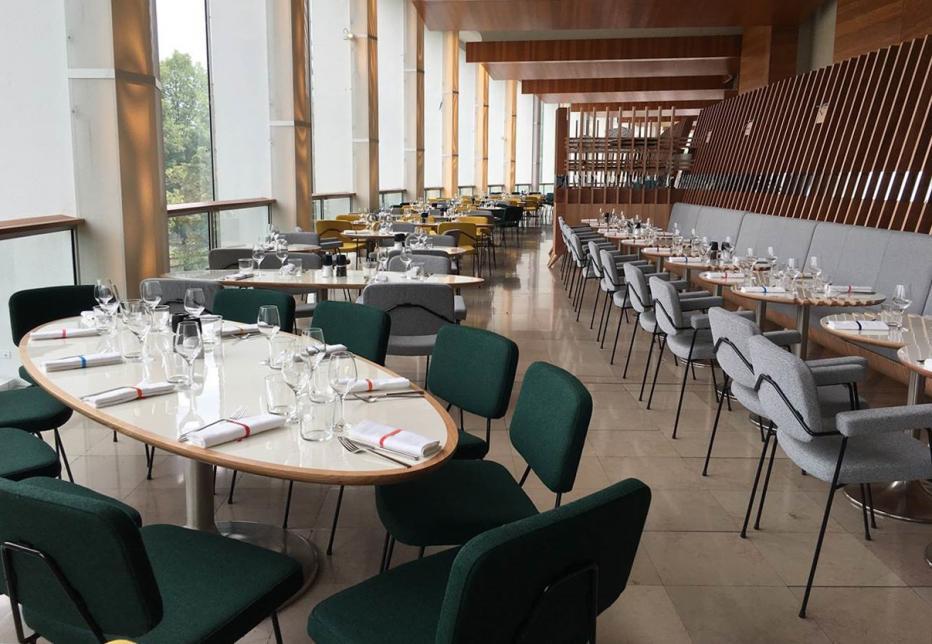 Top 10 restaurants faire cet t paris for Adresse maison de la radio