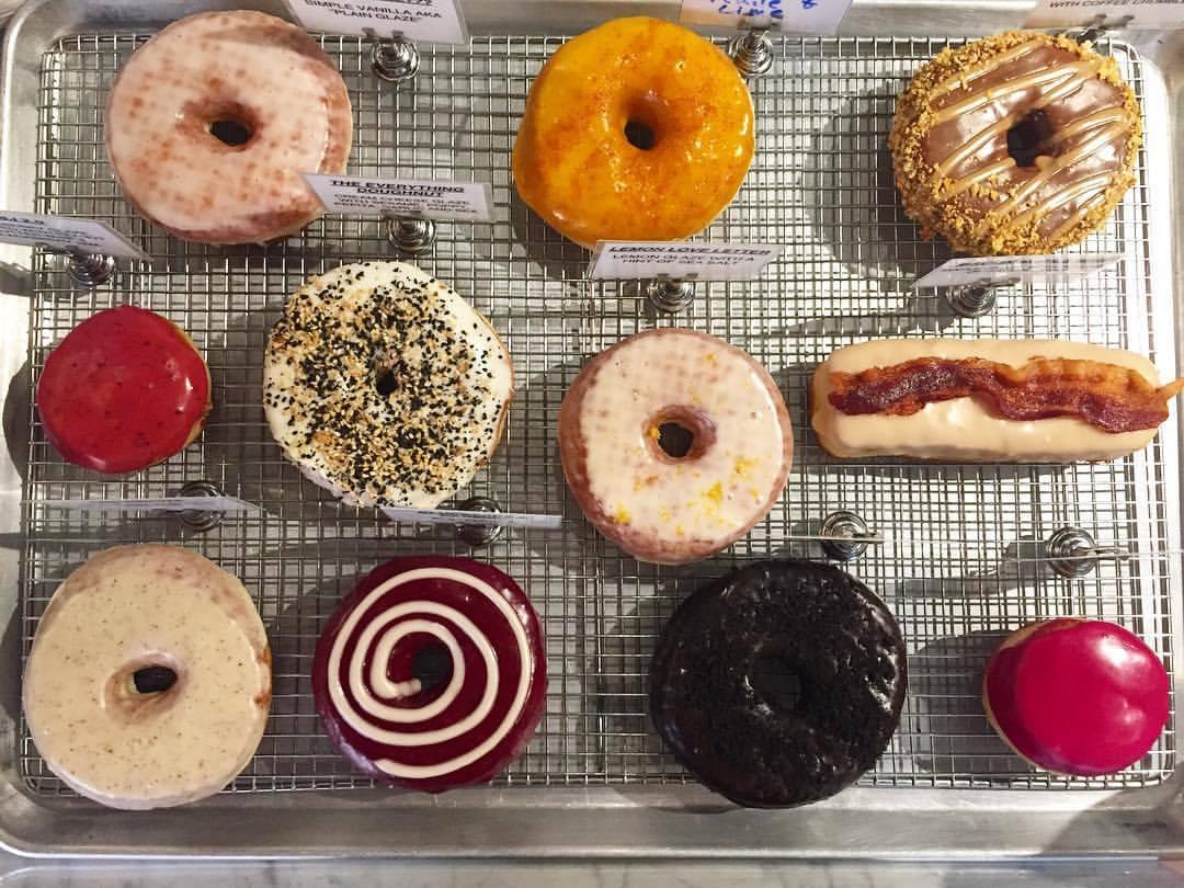 Le Donut au Prosecco existe et c'est une folie !