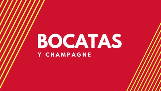 Bocatas y Champagne pour l'amour de la gastronomie espagnole