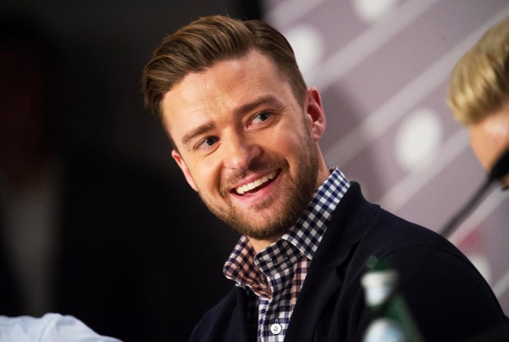 Justin Timberlake invente le Braspberry, un nouveau fruit ?