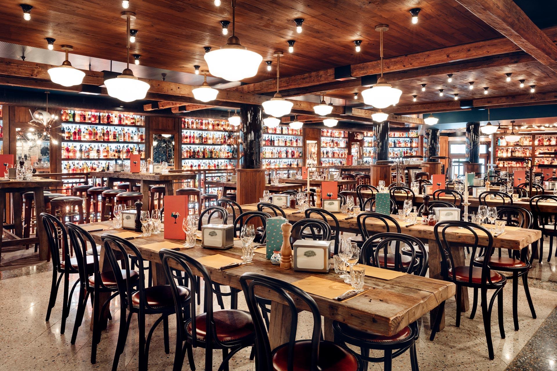 TOP : Les premiers restaurants à faire en janvier 2018