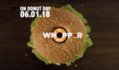 Burger King va lancer un Donut Whopper