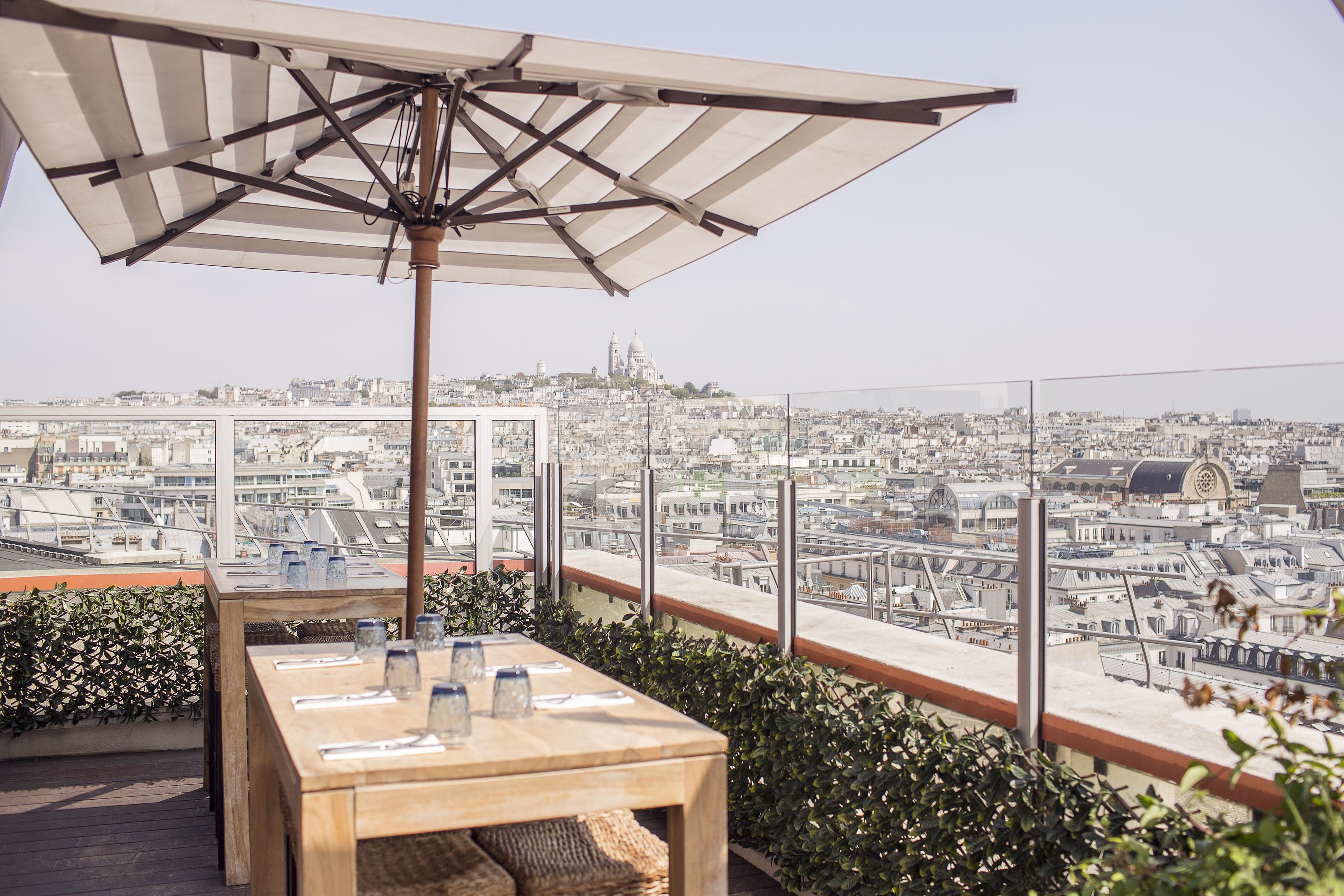 Le plus beau Rooftop de Paris aux Galeries Lafayette   - FASTANDFOOD f1be31e98b8d