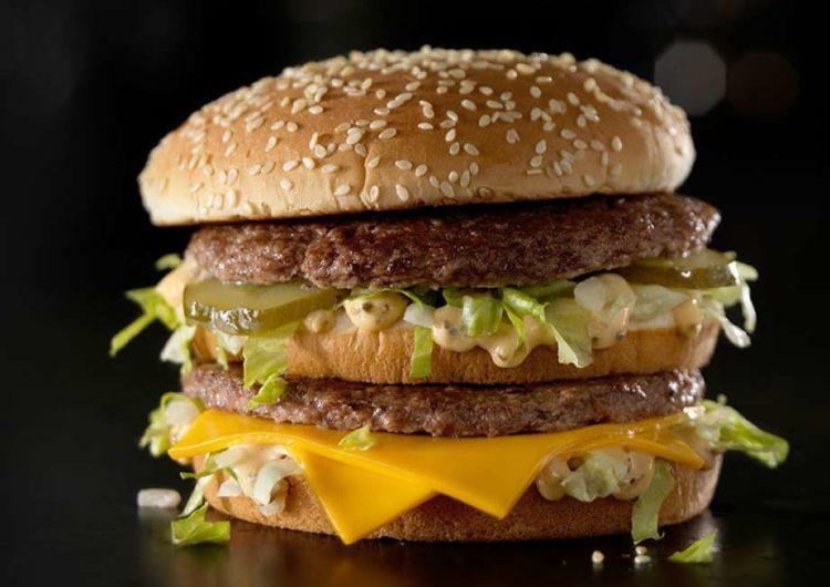 Foodora assure la livraison McDonald's à Paris