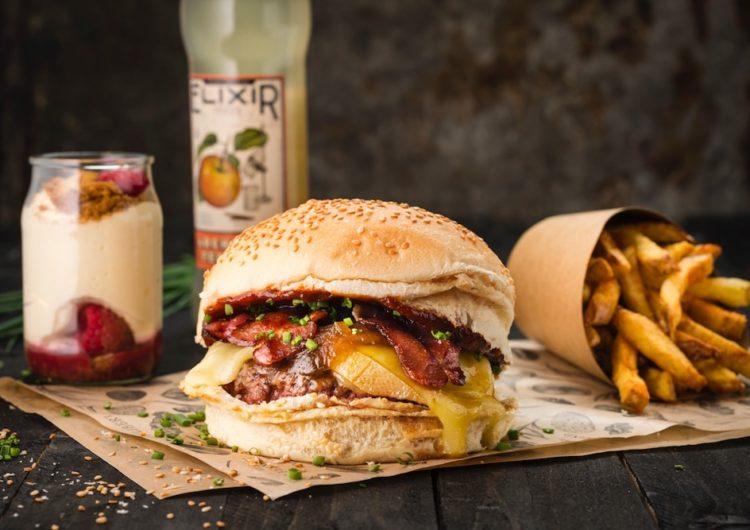 Pour la St Fernand, Big Fernand vous offre des burgers !