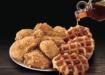 Des gaufres au poulet chez KFC