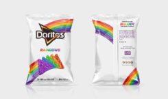 Des Doritos Rainbow aux couleurs d'un arc-en-ciel