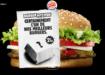 Le Burger Mystère est de retour chez Burger King